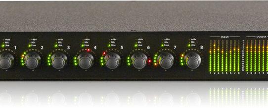 Metric Halo Convertors for Studio & Mobile Recording